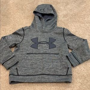 Under armour hoodie size YXS